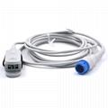 Newtech NT3A/NT3B/NT3E spo2 sensor,12pin