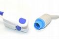 Nihon Kohden Adult/Pediatric spo2 sensor,round 10pin