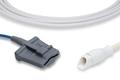 Novametrix 512/513/710/715 adult spo2 sensor,6pin