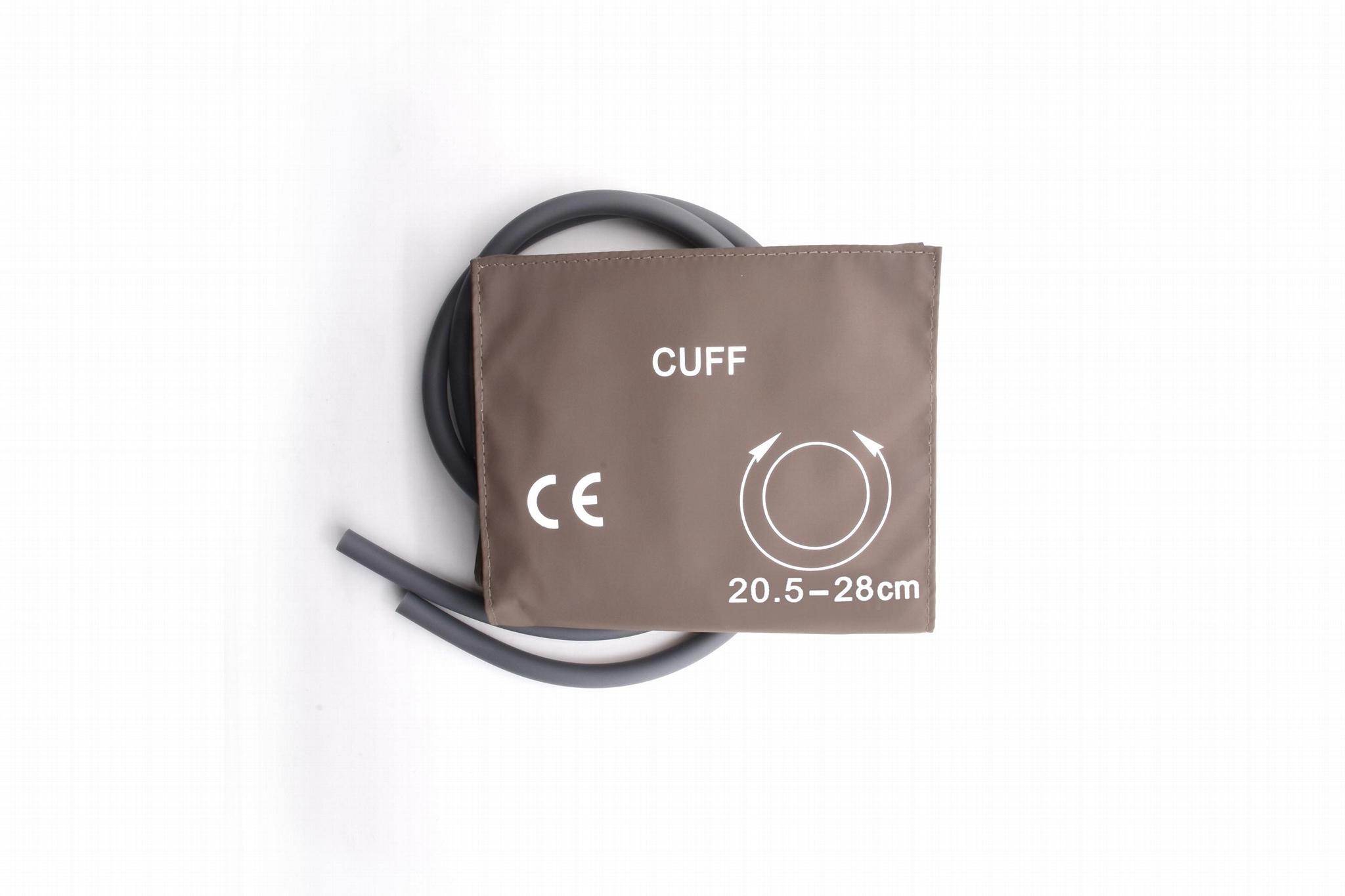 Duble tube nibp cuff adult 20.5-28cm 1
