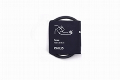 reusable cuff for measuring nibp for children