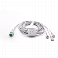 Comen compatible one-piece ECG Cable