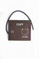 OEM medical blood pressure single tube NIBP cuff for large adult