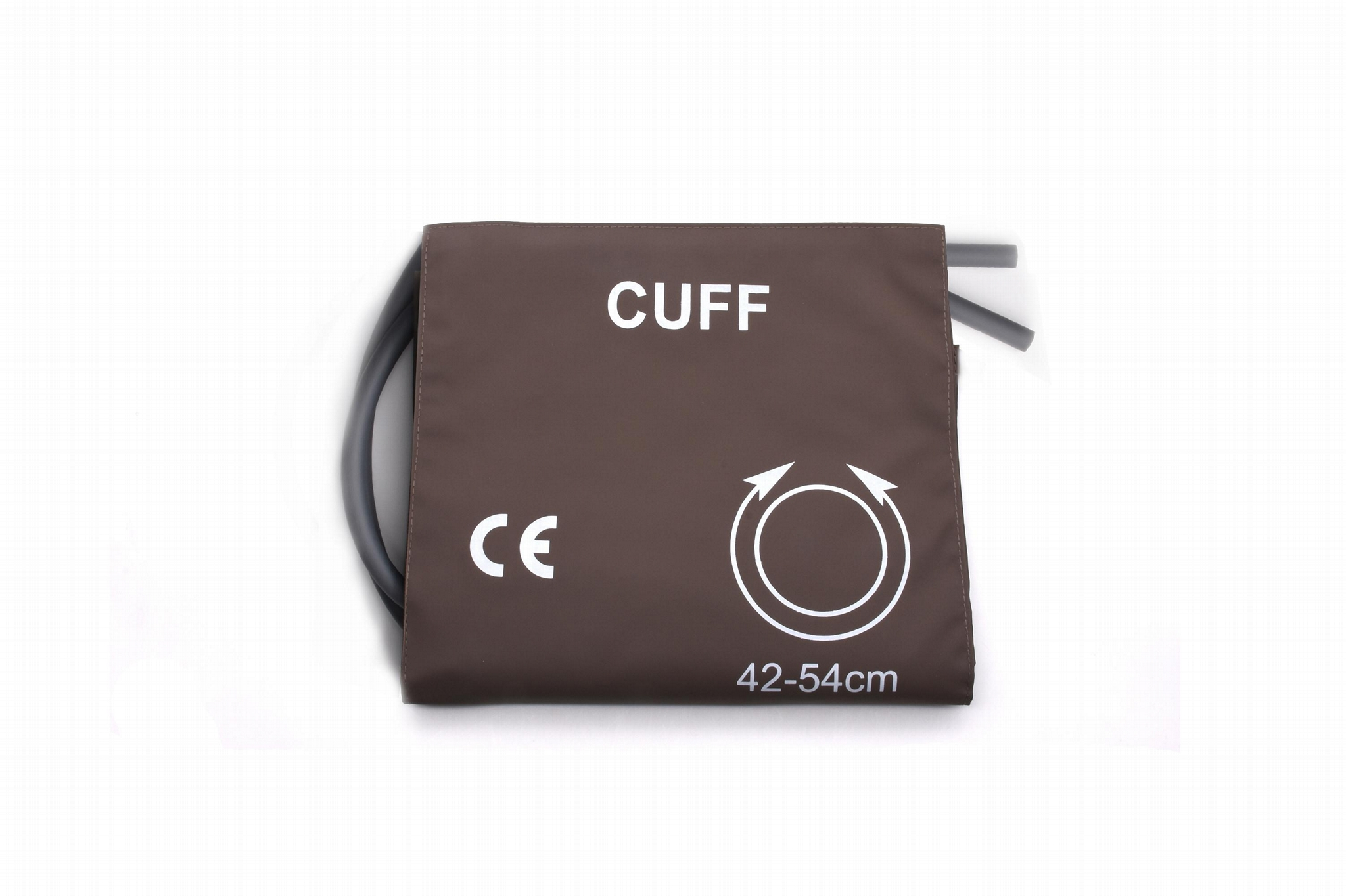 ODM 42-54cm thigh blood pressure NIBP cuff with double tube 1