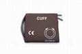 ODM 42-54cm thigh blood pressure NIBP cuff with double tube