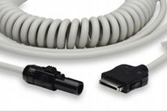 GE Healthcare > Marquette Compatible EKG Trunk Cable - 2016560-002