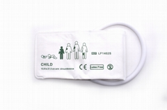 Disposable blood pressure nibp cuff for child 13.8 to 21.5cm