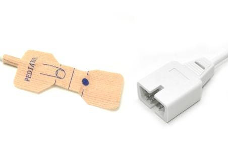 Nonin Adult/Neonate 6000CA/7000N Disposable spo2 sensor,9pin 1