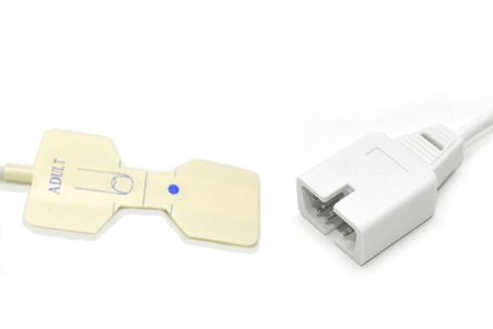 Nonin Adult/Neonate 6000CA/7000N Disposable spo2 sensor,9pin 5