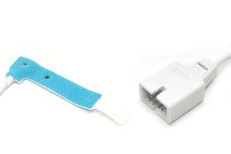 Nonin Adult/Neonate 6000CA/7000N Disposable spo2 sensor,9pin 7