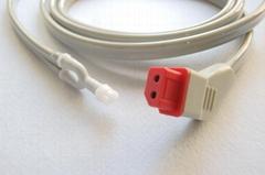 Nihon Kohden BSM/PVB blood presure nibp hose pressure cuff tube