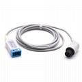 GE Healthcare > Critikon > Dinamap Compatible ECG Trunk Cable