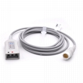 Philips Compatible ECG Trunk Cable - M1669A