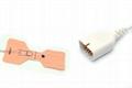 Nihon kohden TL-251T Adult/Neonate /Pediatric/Infant Disposable spo2 sensor,9pin 6