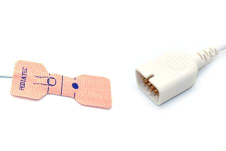 Nihon kohden TL-251T Adult/Neonate /Pediatric/Infant Disposable spo2 sensor,9pin 7