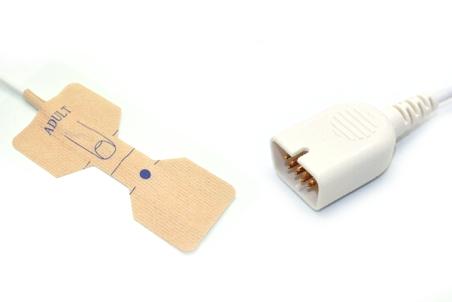 Nihon kohden TL-251T Adult/Neonate /Pediatric/Infant Disposable spo2 sensor,9pin 10