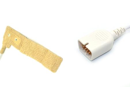Nihon kohden TL-251T Adult/Neonate /Pediatric/Infant Disposable spo2 sensor,9pin 12