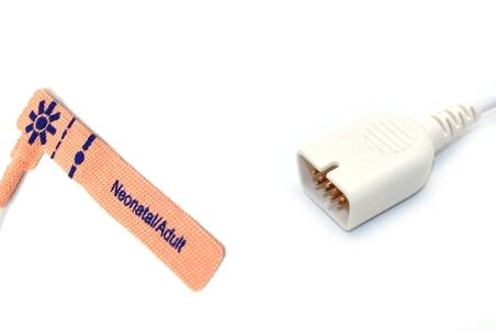 Nihon kohden TL-251T Adult/Neonate /Pediatric/Infant Disposable spo2 sensor,9pin 14