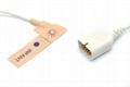 Nihon kohden TL-251T Adult/Neonate /Pediatric/Infant Disposable spo2 sensor,9pin 17