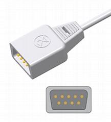 Datex non-woven/transpore Adult/Neonate /Pediatric/Infant Disposable spo2 sensor