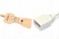 Novametrix AS110 Adult/Neonate /Pediatric/Infant Disposable spo2 sensor 2