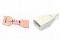 Novametrix AS110 Adult/Neonate /Pediatric/Infant Disposable spo2 sensor 6