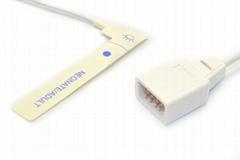 MEK Adult/Neonate /Pediatric/Infant Disposable spo2 sensor 9pin