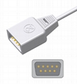 Mindray/Biolight Adult/Neonate /Pediatric/Infant Disposable spo2 sensor 9pin