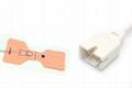 FDA Masimo oximax Adult/Neonate /Pediatric/Infant Disposable spo2 sensor 9pin 7