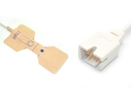 FDA Masimo oximax Adult/Neonate /Pediatric/Infant Disposable spo2 sensor 9pin 9