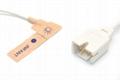 FDA Masimo oximax Adult/Neonate /Pediatric/Infant Disposable spo2 sensor 9pin 15