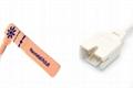FDA Masimo oximax Adult/Neonate /Pediatric/Infant Disposable spo2 sensor 9pin 16