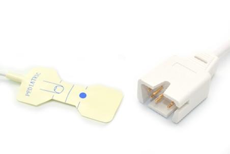 FDA Masimo oximax Adult/Neonate /Pediatric/Infant Disposable spo2 sensor 9pin 17