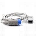 Biolight M7000 Spo2 adpater cable extension cable 3