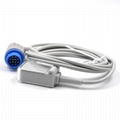 Biolight M7000 Spo2 adpater cable extension cable 1