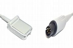 Bionet BM3,BM5 Spo2 adpater cable extension cable