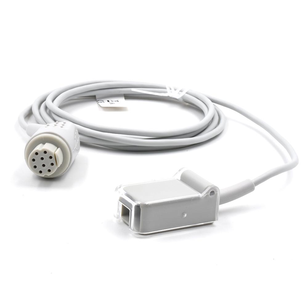 Datex Ohmeda OXY-C7 Spo2 adpater cable extension cable 2