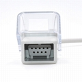 Datex Ohmeda OXY-C7 Spo2 adpater cable extension cable 6