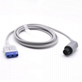 DIN Style Compatible ECG Trunk Cable