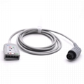 Siemens Compatible ECG Trunk Cable for 5 Lead