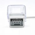 Masimo LNCS-4,LNCS-10,LNCS-14 Rad-8 Spo2 adpater cable extension cable