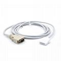 Masimo PC04,PC08,PC12 Spo2 adpater cable