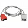 Masimo Rad-7,Rad-8 ,Rad-87, Radical-7 Spo2 adpater cable extension cable