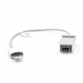 Masimo LNOP Spo2 adpater cable extension cable