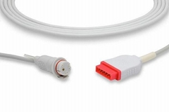 GE Healthcare Marquette Compatible IBP Adapter Cable