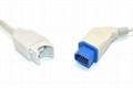 Nihon Kohden JL-900P Spo2 adpater cable
