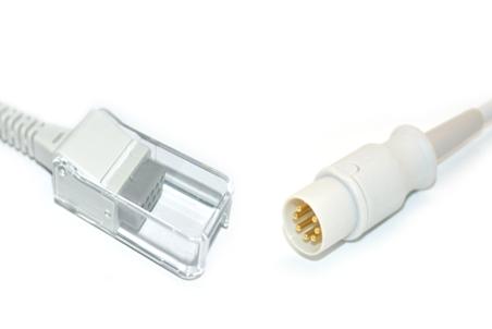 Schiller Argus TM-7 Spo2 adpater cable extension cable 1