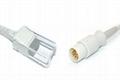 Schiller Argus TM-7 Spo2 adpater cable