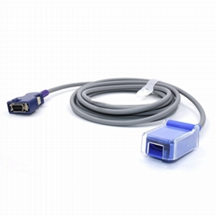 Nellcor DOC-10  Spo2 adpater cable extension cable