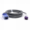 Spacelabs 700-0792-00/91496-N/91220 Spo2 adpater cable extension cable
